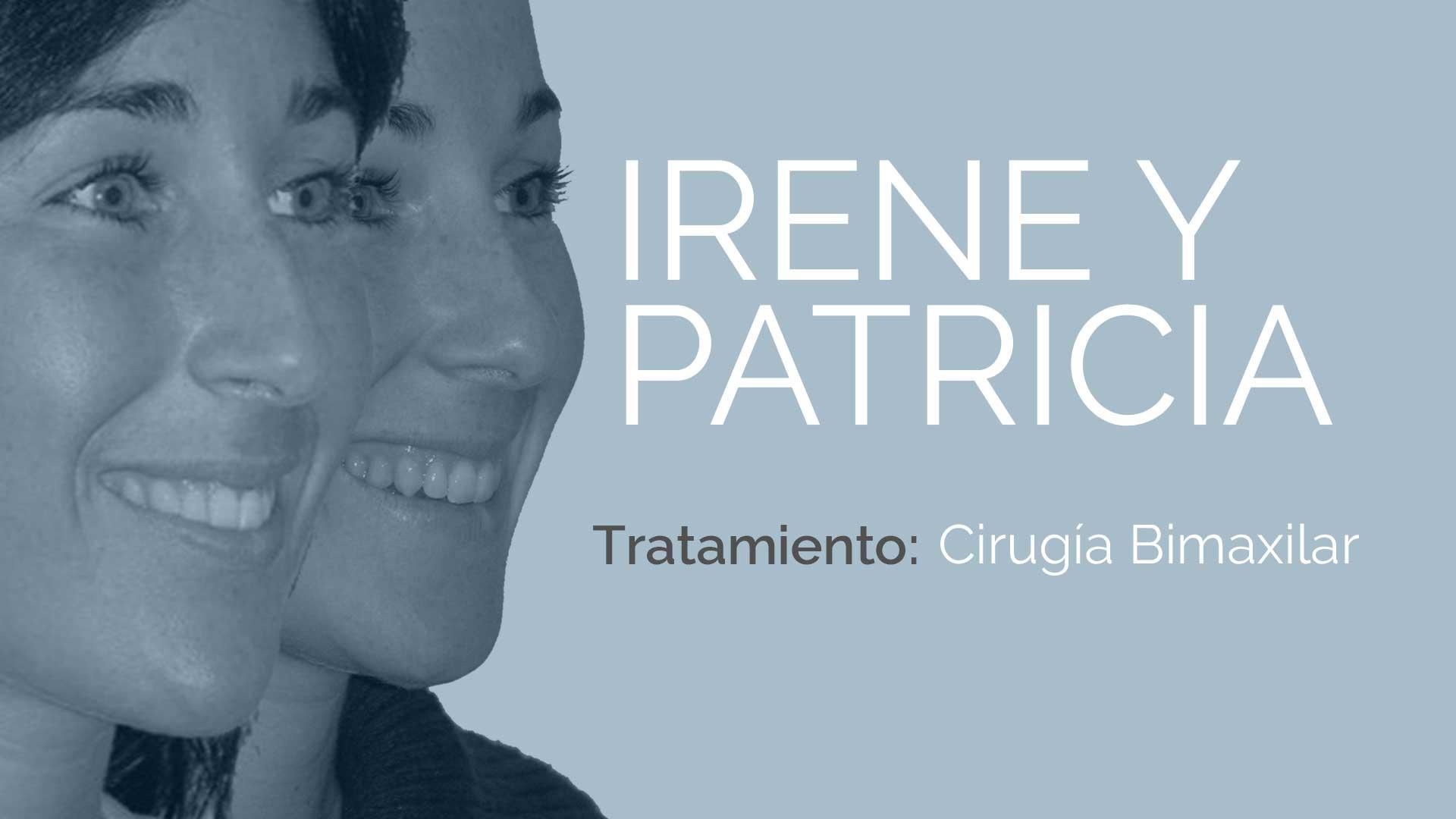 Irene y Patricia